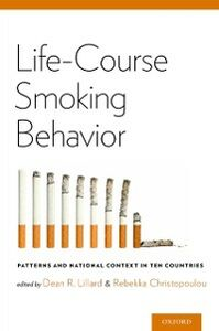 Ebook in inglese Life-Course Smoking Behavior: Patterns and National Context in Ten Countries Christopoulou, Rebekka , Lillard, Dean R.