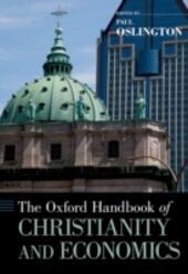Oxford Handbook of Christianity and Economics