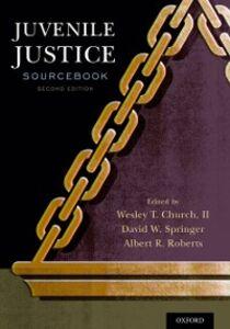 Ebook in inglese Juvenile Justice Sourcebook -, -