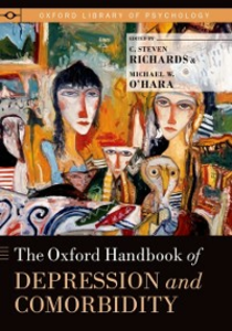 Ebook in inglese Oxford Handbook of Depression and Comorbidity -, -