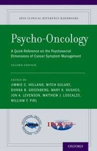 Ebook in inglese Psycho-Oncology: A Quick Reference on the Psychosocial Dimensions of Cancer Symptom Management -, -