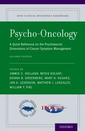 Psycho-Oncology: A Quick Reference on the Psychosocial Dimensions of Cancer Symptom Management