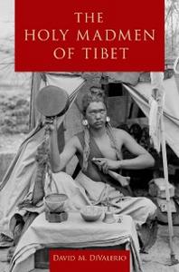 Ebook in inglese Holy Madmen of Tibet DiValerio, David M.