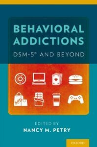 Ebook in inglese Behavioral Addictions: DSM-5RG and Beyond
