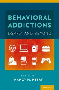 Ebook in inglese Behavioral Addictions: DSM-5RG and Beyond -, -