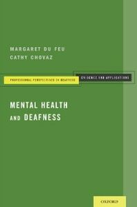 Ebook in inglese Mental Health and Deafness Chovaz, Cathy , du Feu, Margaret