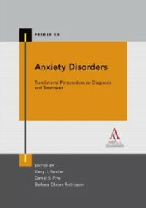 Ebook in inglese Anxiety Disorders
