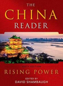 The China Reader: Rising Power - cover