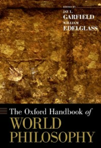 Ebook in inglese Oxford Handbook of World Philosophy -, -