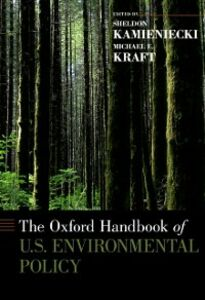 Foto Cover di Oxford Handbook of U.S. Environmental Policy, Ebook inglese di  edito da Oxford University Press