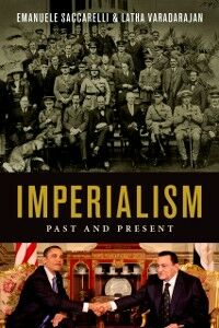 Ebook in inglese Imperialism Past and Present Saccarelli, Emanuele , Varadarajan, Latha