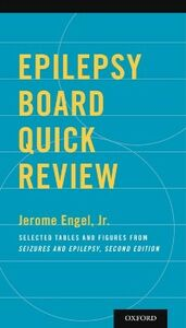 Ebook in inglese Epilepsy Board Quick Review: Selected Tables and Figures from Seizures and Epilepsy Engel, Jr, Jerome