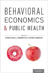 Ebook in inglese Behavioral Economics and Public Health -, -