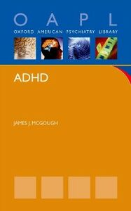 Ebook in inglese ADHD McGough, James