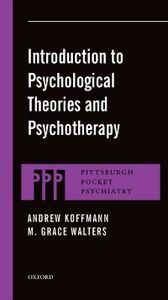 Ebook in inglese Introduction to Psychological Theories and Psychotherapy Koffmann, Andrew , Walters, M. Grace