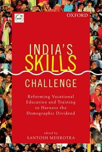 India's Skills Challenge: Reforming Vocational Education and Training to Harness the Demographic Dividend - cover