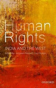 Human Rights: India and the West - cover
