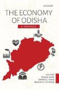 The Economy of Odisha: A Profile - cover