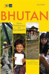 Bhutan: New Pathways to Growth - cover