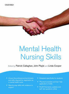 Mental Health Nursing Skills - cover