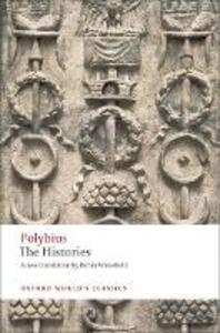 The Histories - Polybius - cover