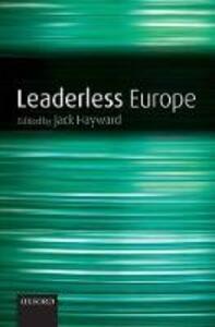 Leaderless Europe - cover