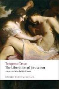 The Liberation of Jerusalem - Torquato Tasso - cover