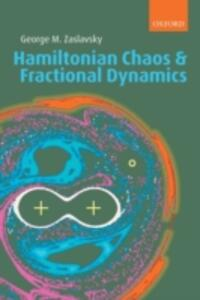 Hamiltonian Chaos and Fractional Dynamics - George M. Zaslavsky - cover