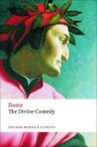 The Divine Comedy - Dante Alighieri - cover