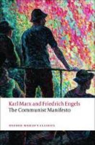 The Communist Manifesto - Karl Marx,Friedrich Engels - cover