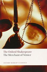 The Merchant of Venice: The Oxford Shakespeare - William Shakespeare - cover