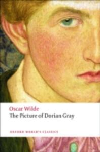 The Picture of Dorian Gray - Oscar Wilde - cover