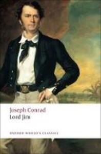 Lord Jim - Joseph Conrad - cover