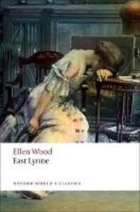 East Lynne - Ellen Wood - cover