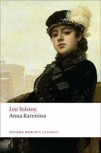 Anna Karenina - Leo Tolstoy - cover
