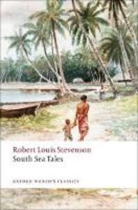 South Sea Tales - Robert Louis Stevenson - cover