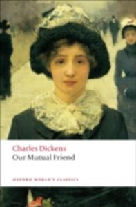 Our Mutual Friend - Charles Dickens - cover