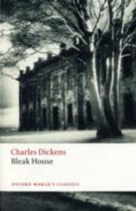 Bleak House - Charles Dickens - cover
