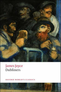 Dubliners - James Joyce - cover