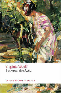 Between the Acts - Virginia Woolf - cover