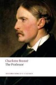 The Professor - Charlotte Bronte - cover