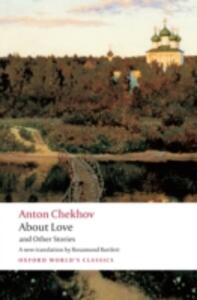 About Love and Other Stories - Anton Chekhov - cover