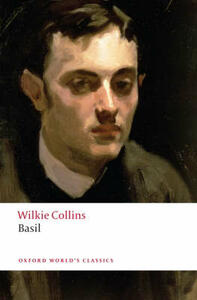 Basil - Wilkie Collins - cover