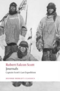 Journals: Captain Scott's Last Expedition - Robert Falcon Scott - cover