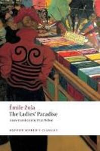 The Ladies' Paradise - Emile Zola - cover