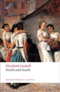 North and South - Elizabeth Gaskell - cover