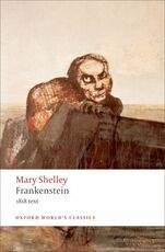 Libro in inglese Frankenstein: or `The Modern Prometheus': The 1818 Text Mary Shelley