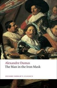 The Man in the Iron Mask - Alexandre Dumas - cover