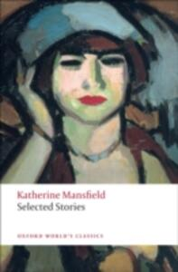Selected Stories - Katherine Mansfield - cover