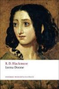Lorna Doone: A Romance of Exmoor - R. D. Blackmore - cover
